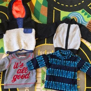 Oshkosh 9month sweater Lot